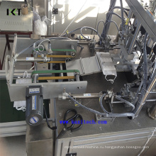 Non Сплетенная машина для Устранимый лицевой щиток Гермошлема делая Kxt-FKM06 (прилагается установочный диск)
