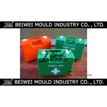 Plastic First Aid Kit Box Mould