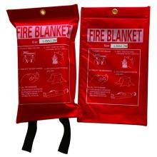 équipement de pompier / couverture de feu / couverture de secours