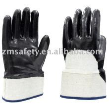 Safety cuff garden glove