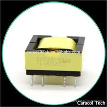 Elektronischer Ferrit-Impuls-Transformator Efd20 Ferritkern-220V mit Spule für das Schalten des Transformators