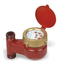Indicateur d'eau chaude verticale rotatif (LXSLR15-25)