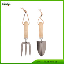 Stainless Steel Children's Trowel and Fork