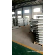 good quality 1000 gallons hot dipped galvanized rectangular steel water tank