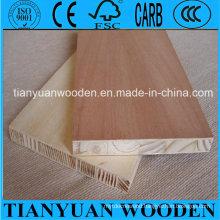 (Good Quality) Falcata Core Melamine Faced Blockboard
