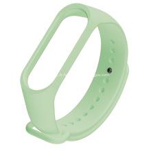 Bracelets en caoutchouc imprimés Bracelets extensibles en silicone multicolore