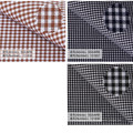 Stoffkleidung Baumwollstoff für Herrenhemd