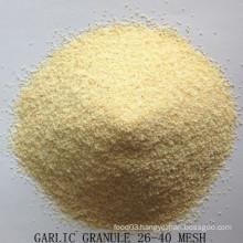 Dehydrated Garlic Granule From Jinxiang Factory