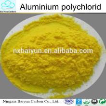 Cloruro de aluminio polivinílico químico del tratamiento de aguas Pac para la venta