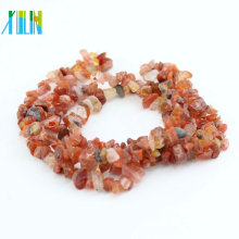 jewelry making gold dust chips beads semi precious agate gemstone chips