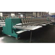Máquina de bordar plana de alta velocidade 924HF