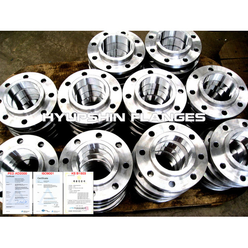 Hot Dip Galvanizing EN1092-1 Type13 Flange Kacau