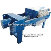 Leo-Filter-Presse-industrielle Platten-u. Rahmen-Filter-Presse-Maschine, industrielle Platten-und Rahmen-Filter-Presse-Maschine