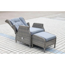 Outdoor Function Furniture Design Modern Sofa Chaise