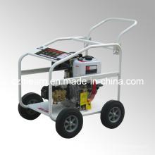 Dieselmotor mit Hochdruckreiniger und Räder (DHPW-2900)
