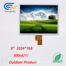 Ckingway Touch Screen Overlay LCD Display in Auto Navigation TFT LCM Touch Monitor