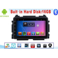 Android System Car DVD Player Navigation GPS for Honda Xrv 10.1 Inch with Bluetooth/TV