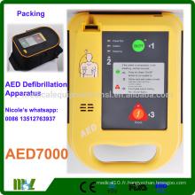 Défibrillateur externe automatisé / défibrillateur aed MSL-AED7000