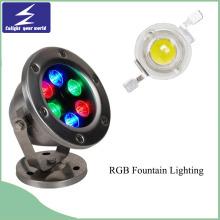 7W 9W 12W Qualität LED begrabenes Licht