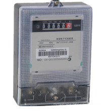 Register/LCD/LED Displayed Electronic Energy Meter