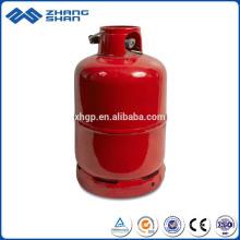 Réservoir de stockage de cylindre de GPL de 4,5 kg à bas prix pour la vente