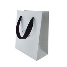 Extensões de cabelo bolsa com alças de fita de embalagem