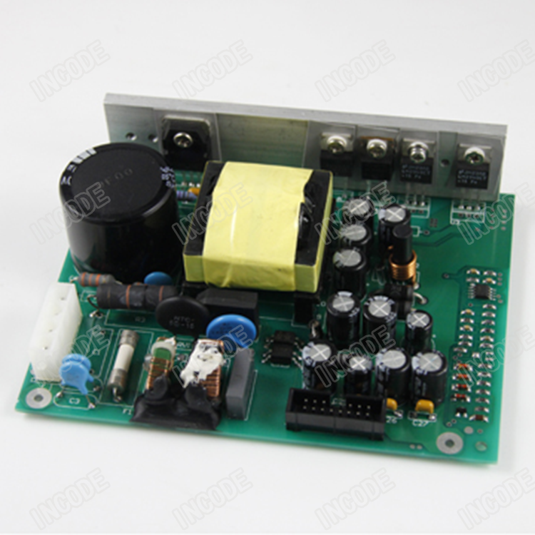 BOARD - POWER SUPPLY - AUTOMATIC SWITCHED