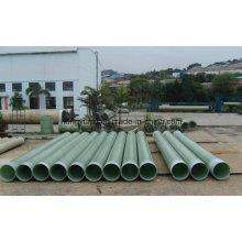 FRP ou tubo de GRP ou tubo para fábrica de dessalinização