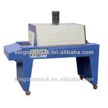 PE film_Automatic bottle Heat Shrinking Packing Machine BS350