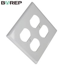 YGC-002 OEM China custom electrical plastic light switch plates