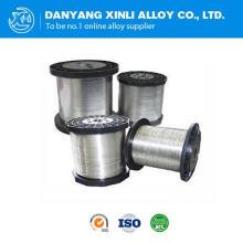 Manufacture Nichrome Nickel Copper Electrical Heating Wire 0.025mm Cr30ni70