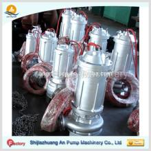 ASW type vertical slush sewage pumps
