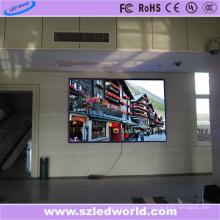 Ф2.5 крытый полноцветный светодиодный знак Дисплей доска для рекламы
