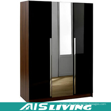 Modular Pull Out Glas Spiegel Kleiderschrank (AIS-W785)