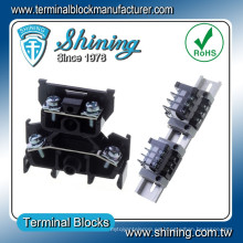 TD-015 AWG 14 Doble Cubierta 600V 15 Amp PCB Tornillo Bloque Terminal