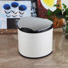 PU Fashionable Aotomatic Sensor Waste Bin (E-6LB)