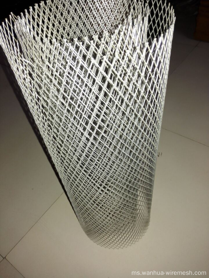 Heavy Duty Expanded Mesh Metal