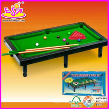 Game Table, Billiard Table, Pool Table, Snooker Table, Pool Equipment, Sport Table, Toy Desk, Toy Table, Mini Billiard Table, Table Games (WJ276188)