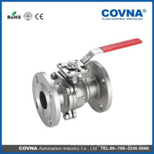 China Professional Manufacturer Threaded Flange ends ball valve body