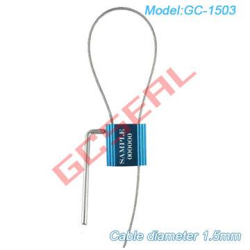 Joint de câble clé de verrouillage