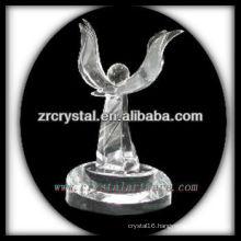 attractive design blank crystal trophy X032
