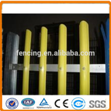 Palisade Fencing made of PVC coated steel