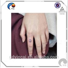 Индивидуальный дизайн тату простой конструкции CMYK небольшие временные татуировки наклейки для обычного использования