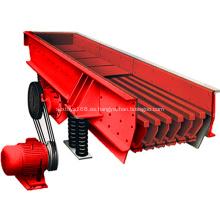 Planta de fabricación de agregados de arena Propósito Máquina de alimentación de vibradores