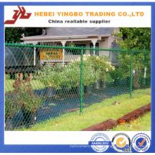 Yb-20 2016 nouveau prix bon marché PVC enduit CE Chain Link Link