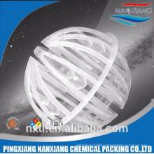 plastic random tower packing pp tri pack 25MM,32MM,50MM,95MM