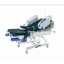 Акушерский приемный стол без подъема секции для ног пациента