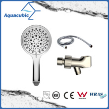 Nickel Brushed American Style Hand Shower Set (ASH42125-NB(whole set))