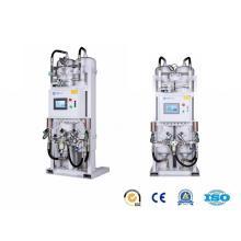 Planta de separação de ar para oxigênio de alta pureza