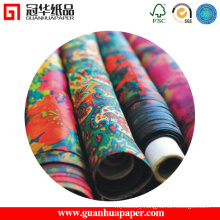 Sublimation Transfer Type and Textiles Application Dye Sublimation Paper